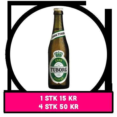 Tuborg flaskeøl